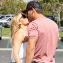 LeAnn Rimes And Eddie Cibrian Are All Over Each Other At The Mall