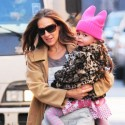 Sarah Jessica Parker Steps Out With Her Twins