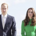 Prince WIlliam And Kate Middleton Visit