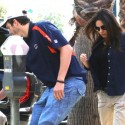 Ashton Kutcher And Mila Kunis Get Ticket While Giving Into Pregnancy Cravings