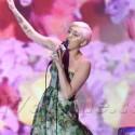 Miley Cyrus At The World Music Awards
