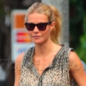 Gwyneth Paltrow Steps Out Wearing A New Ring