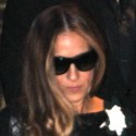 Sarah Jessica Parker And Other Celebs Attend L'Wren Scott's Memorial