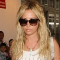 Ashley Tisdale Returns From Her Bachelorette Party