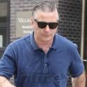 Alec Baldwin Steps Out After Arrest