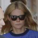 Gwyneth Paltrow Goes Incognito On Memorial Day