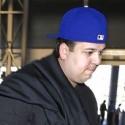 Rob Kardashian Is Still Fat After Fat Camp