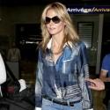 Heidi Klum And Vito Schnabel Arrive In Nice