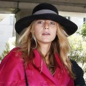 Blake Lively At Nice Airport