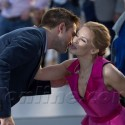 Robert Pattinson And Kylie Minogue Greet Each Other At Cannes