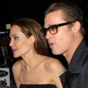 Brad Pitt And Angelina Jolie Attend The NYC Premiere Of <em>The Normal Heart</em>