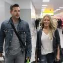 Leann Rimes And Eddie Cibrian Travel To NYC