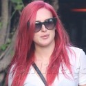Rumer Willis Gets A Ticket ... Not For Her Bad Hair