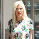 Tori Spelling Bares Her Belly And Shoots Her Reality Show