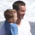 Paul Walker's Look Alike Brother Fills In On Fast And Furious Set