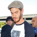 Andrew Garfield Jets Out Of Los Angeles