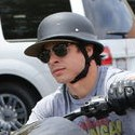 Casper Smart Takes His Hog For A Spin