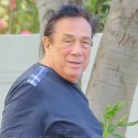 Donald Sterling Covers Up His Bulging Belly