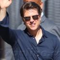 Tom Cruise Stops By <em>Jimmy Kimmel Live</em>