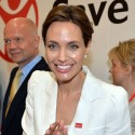 Angelina Jolie Co-Hosts Global Summit to End Sexual Violence in Conflict