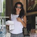 Rachel Bilson Runs Errands In The Valley