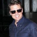 Tom Cruise Is All Smiles In N.Y.C.