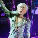 Miley Cyrus Brings Her Bangerz Tour To Milan