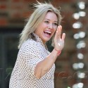 Hilary Duff And Mike Comrie Hang With Son Luca