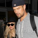 Fergie And Josh Duhamel Are Already Back In L.A.