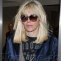 Courtney Love Steals Hugh Hefner's Iconic Style