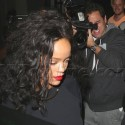 Rihanna Goes On Dinner Date With Chris Martin