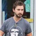 Shia LaBeouf Grabs Coffee Before Therapy