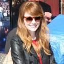 Emma Stone Is All Smiles After Appearing On <em>Letterman</em>