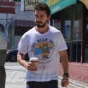 Shia LaBeouf Goes On A Coffee Run