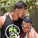 Lea Michele And Matthew Paetz Pack On The PDA