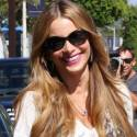 Sofia Vergara Is All Smiles During A Shopping Spree