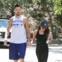 Lea Michele And Her For-Hire Boyfriend Get Sweaty