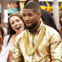 Usher Has The Midas Touch