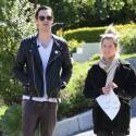 Ashley Tisdale Goes House Hunting With Her Hubby