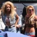 "Britney Spears And Iggy Azalea Shoot ""Pretty Girls"""