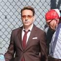 Avengers Flock To Jimmy Kimmel Live