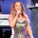Mariah Carey Sings Her Heart Out On <em>Jimmy Kimmel Live</em>