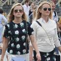 Reese Witherspoon And Daughter Ava Are Matchy Matchy In Rome