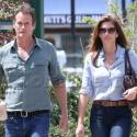 Cindy Crawford Looks Stunning On Lunch Date With Hot Hubby