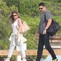 Sofia Vergara And Joe Manganiello Wrap Up Their Honeymoon At Parrot Cay Resort