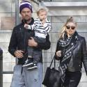 Josh Duhamel And Fergie Are Too Cute With Growing Son Axl