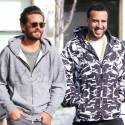 Scott Disick And French Montana Do Lunch