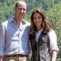 Prince William And Kate Middleton Barely Break A Sweat In Bhutan