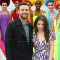 Justin Timberlake And Anna Kendrick Have A Colorful Time At Cannes