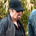 Al Pacino Hits Up A Party At Nobu In Malibu